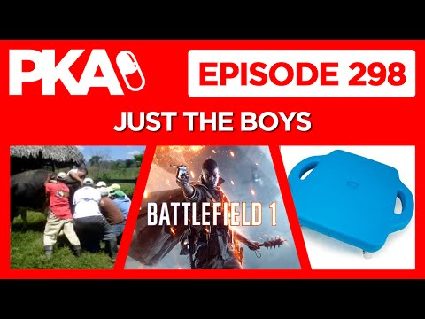 PKA 298 Taylor The Cow OBGYN, Grade School Games, Battlefield 1, COD Remastered Leaked Footage