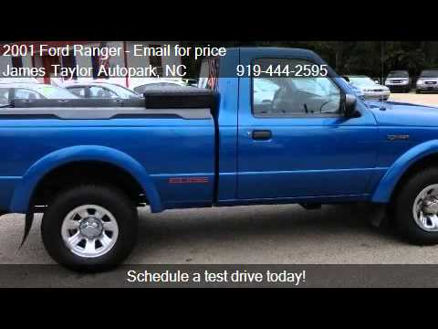 2013 Ford Edge For Sale >> 2001 Ford Ranger Edge 3.0 2WD - for sale in Raleigh, NC ...