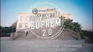 Trottinette Electrique Suprem 2.0 - Wegoboard