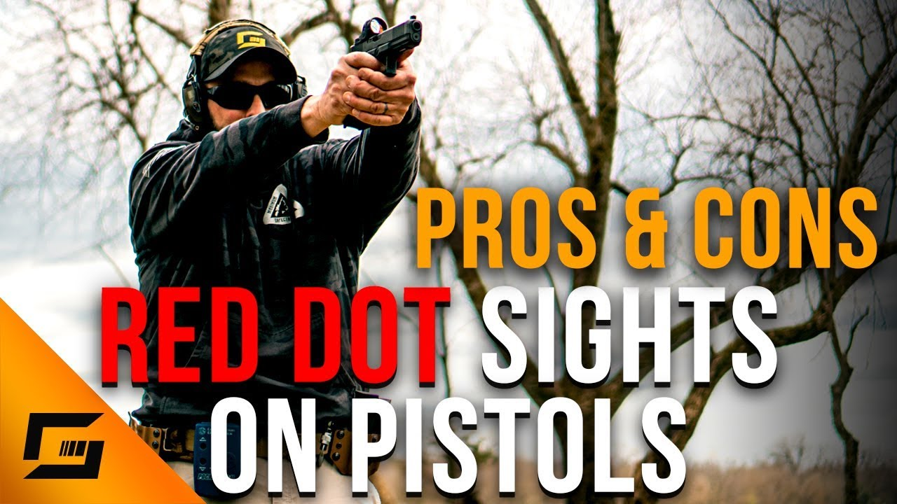 Red Dots on Handguns with Grant LaVelle