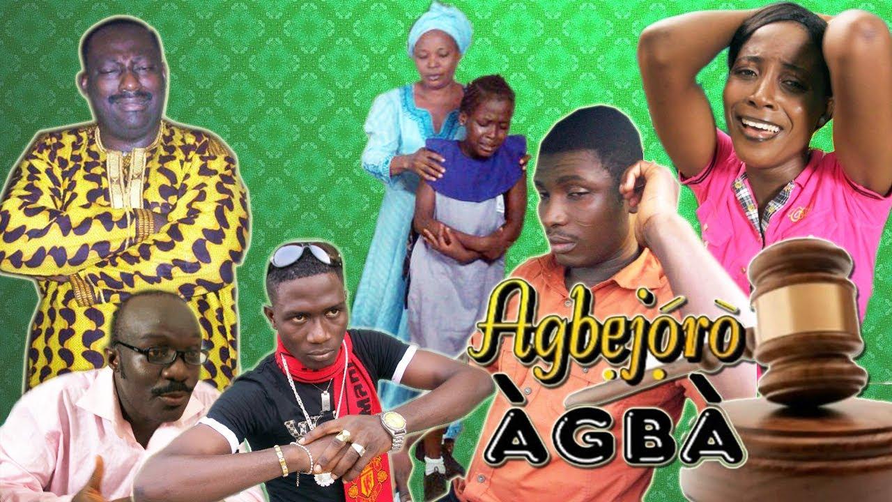 Download AGBEJORO AGBA (THE SENIOR ADVOCATE) || YORUBA CHRISTIAN MOVIES
