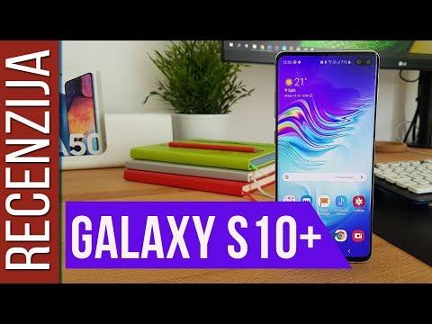 Samsung Galaxy S10+ Recenzija!