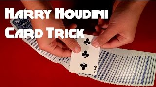 Harry Houdini Card Trick REVEALED!