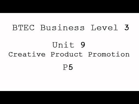 Btec business level3 unit 1