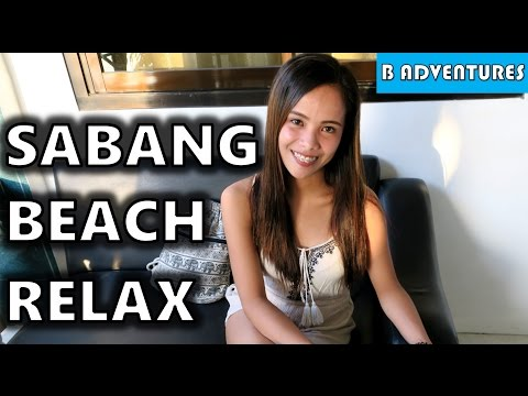 Tina's Place & Relax Restaurant, Sabang Phillipines S4, Vlog 28