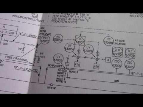 P&ID Note - Piping & Instrument Diagram - PipingWeldingNonDestructiveExamination-NDT