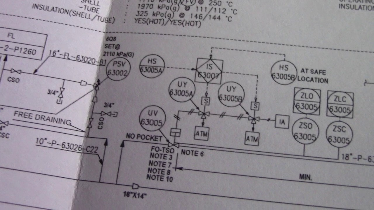 p id note piping instrument diagram pipingweldingnondestructiveexamination ndt [ 1280 x 720 Pixel ]