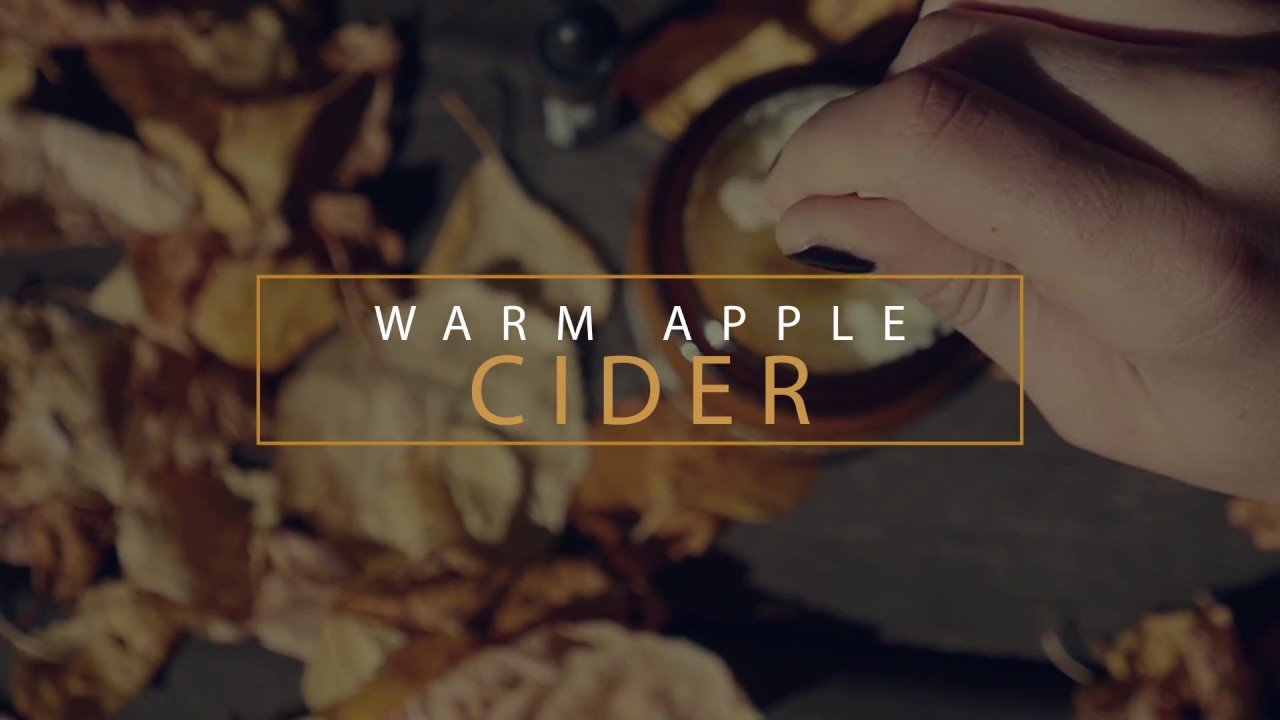 Warm Apple Cider by Salt of the Earth