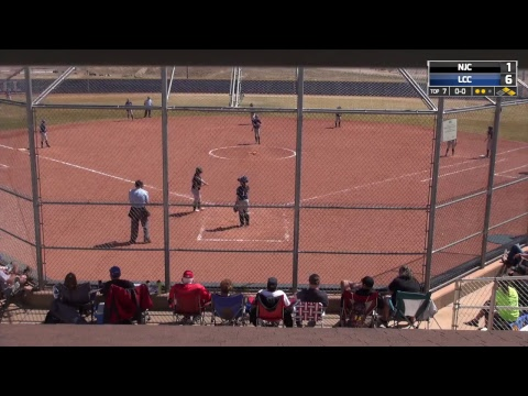 Lamar Community College vs. Northeastern Junior College (Softball)