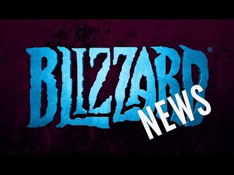 News #1 - Blizzard in generale!