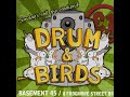 Drum and birds - The return of the seagull. Warm Up
