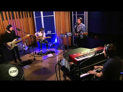 """Delta Spirit performing """"Into The Wide"""" Live on KCRW"""