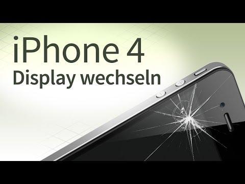 iPhone 4 Display wechseln: Deutsche Anleitung/Tutorial und FAQ [NEUE AKTUELLE VERSION!]