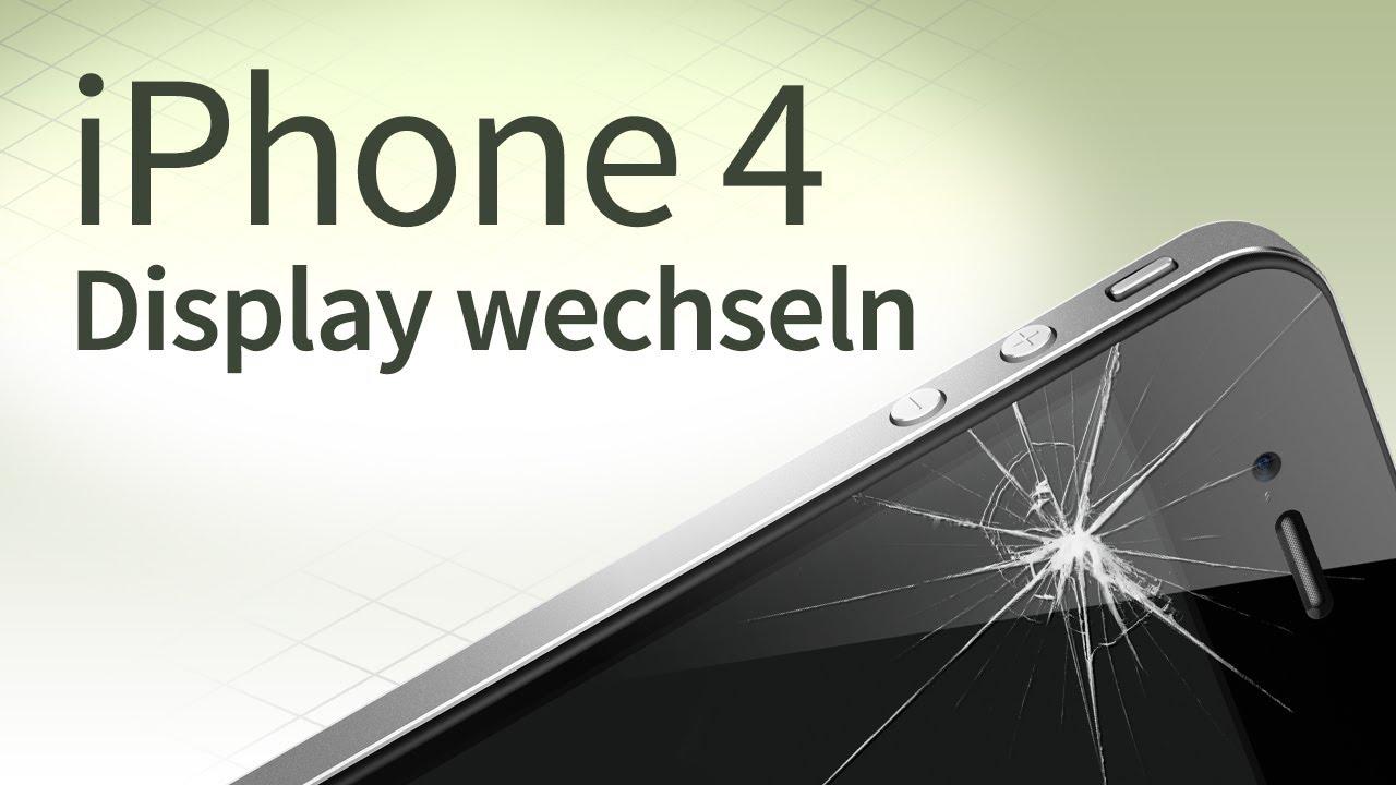 Iphone 4 Display Wechseln