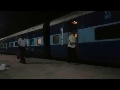 Somnath Express at Ahmedabad Junction