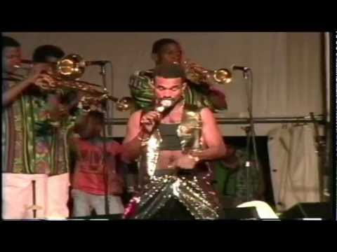 "G.B.T.V. CultureShare  ARCHIVES 1994:  BYRON LEE & THE DRAGONAIRES  ""Dis is how I does wine""  (HD)"