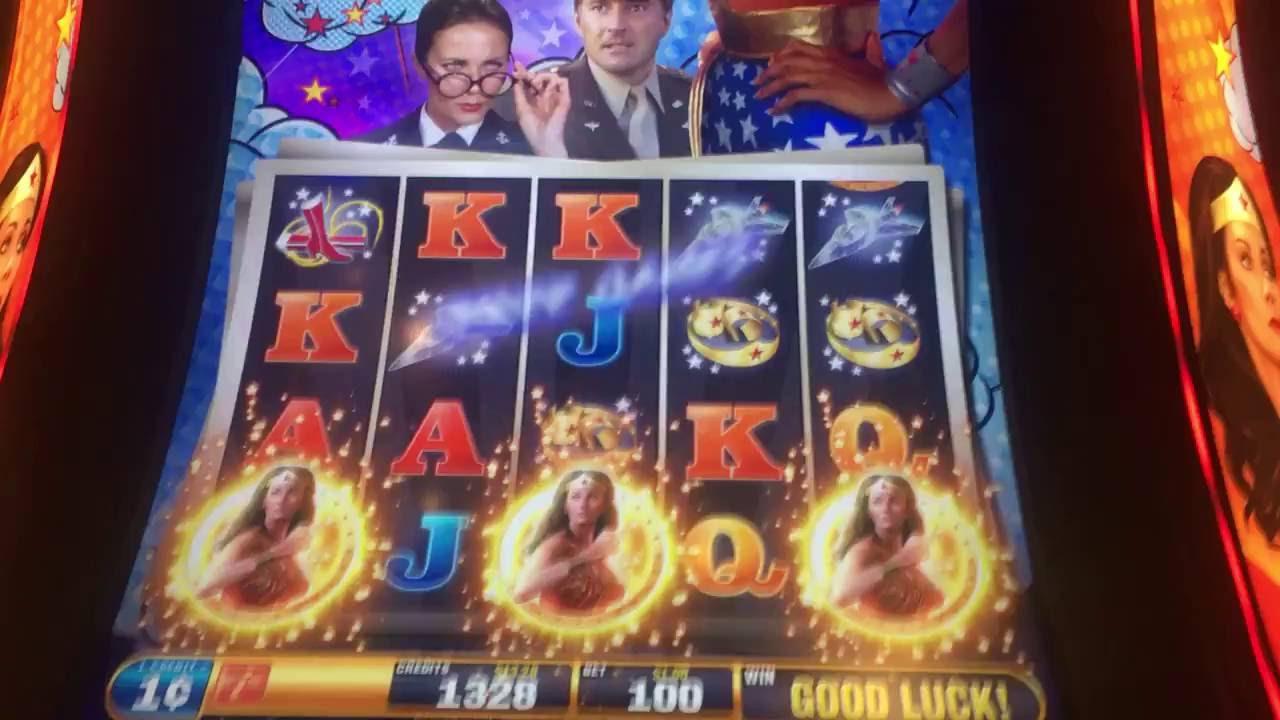 Wonder Woman Wild Slot Machine