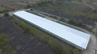 видео Ангар из профнастила. Проектирование ангаров из профнастила