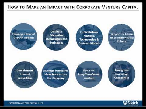 Fostering innovation through corporate venture capital