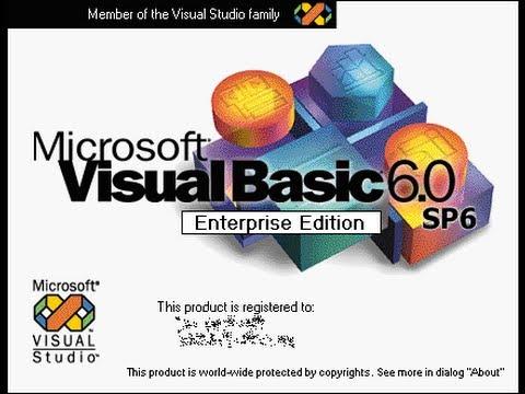 TISHITU #7-1 Tutorial Visual Studio 6.0 while loop explain - YouTube