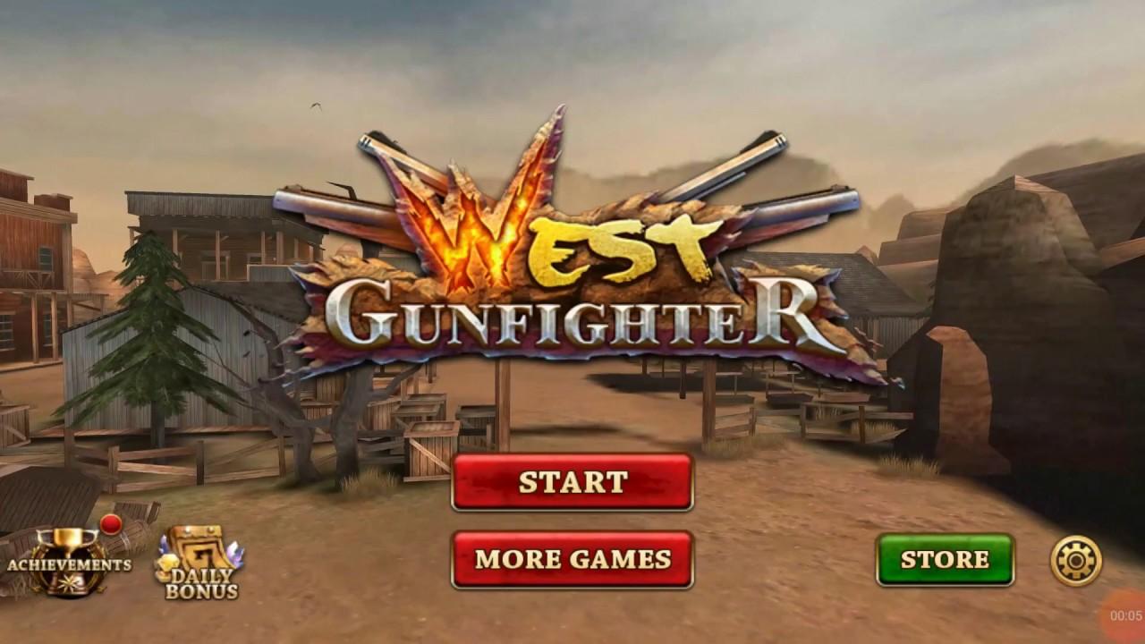 لعبة بندقية اطلاق النار الغرب مهكرة