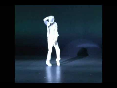 Michael Jackson Impersonator - P.Y.T. (Pretty Young Thing) 2008