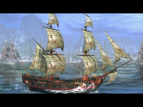 Tempest The Grim Reaper Ship Gameplay |