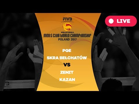 Men's Club World Championship, Group B, PGE Skra Bełchatów - Zenit Kazan