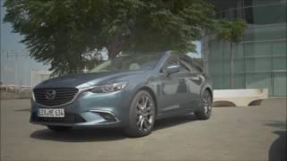 2017 Mazda 6 Wagon - Test Drive