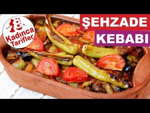 Şehzade Kebabı Nasıl Yapılır | Şehzade Kebabı Tarifi | Yemek Tarifleri |  Kadınca Tarifler