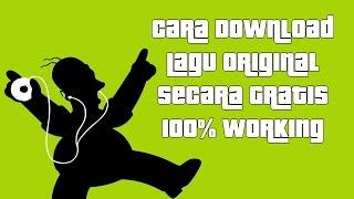 Cara Download Original Lagu Tanpa Software 100% Working