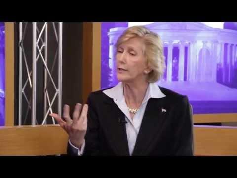 Foreign Service Institute Director Nancy McEldowney
