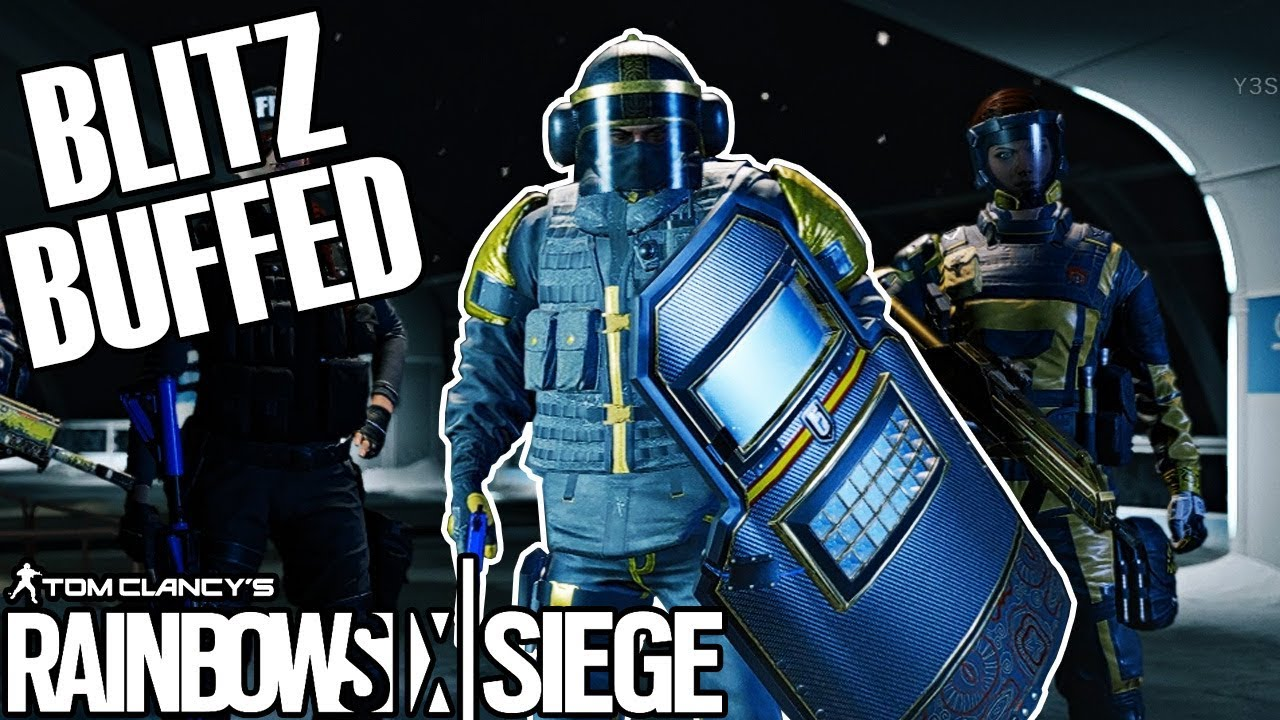 blitz is overpowered rainbow six siege operation chimera tts youtube. Black Bedroom Furniture Sets. Home Design Ideas