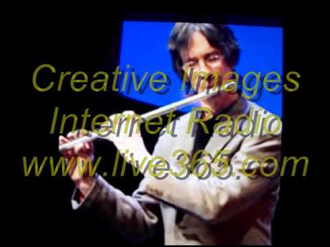 Albert Lamar, Creative Images Internet Radio Musician, flute