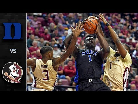 Open Mike - Duke nails a buzzer beater to top FSU 80-78 on Saturday