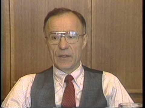 Interview with Arno Penzias, tape 1