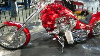 Custom Choppers Super Modified Oval Racing