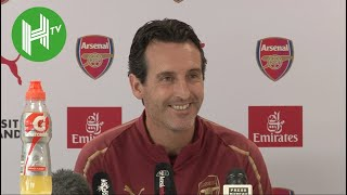 Unai Emery: I have a great relationship with Mesut Ozil! - Newcastle v Arsenal