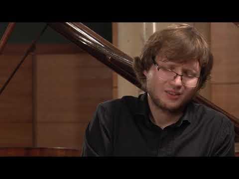 Krzysztof Książek – F. Chopin, Polonaise in D minor [Op. 71 No. 1] (First stage)