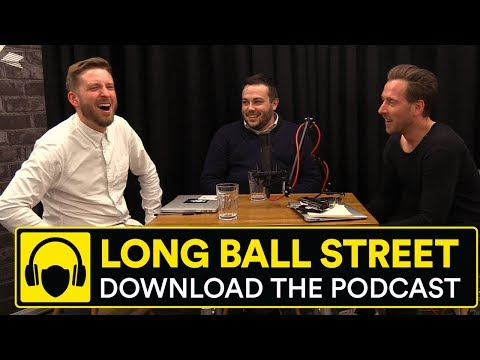 KRISTAN HENEAGE FOOTBALL SCOUT AND FAREWELL WHITE HART LANE | LONG BALL STREET