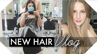 GOING BLONDE - New Hair Vlog