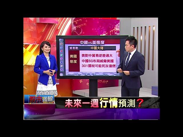【股市周報*非凡曾鐘玉】20180527-3(陳杰瑞)
