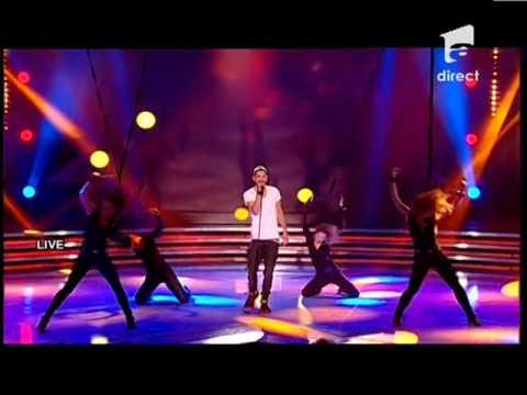 "Alex Maţaev - Kings Of Leon - ""Sex on fire"" - X Factor Romania, sezonul trei - 동영상"