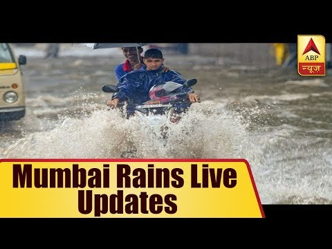 Local train services hit, Dabbawalas suspend work; Heavy rains disrupt normal life