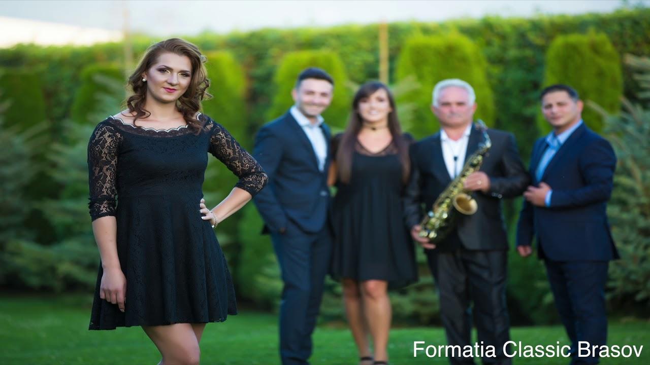 Formatia Classic Brasov Cristina Romaniuc Colaj Sarbe Cover Youtube