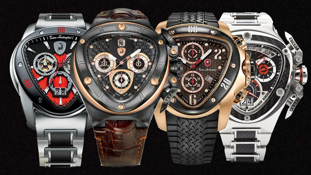 Tonino Lamborghini Watch >> Tonino Lamborghini Watch Collection