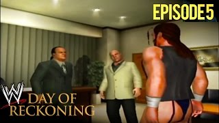 WWE Day of Reckoning: Story Mode - 5 (PROMOTION TIME!)