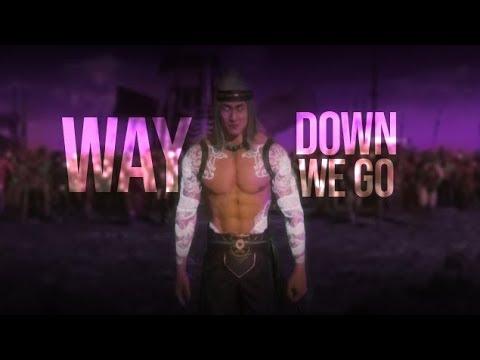Way Down We Go ; Mortal Kombat 11