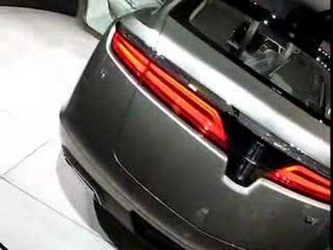 Lincoln MKT concept @ Detroit auto show 2008 - YouTube