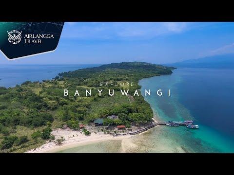 Explore Banyuwangi 2017, Airlangga Travel